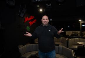 Jean-Marc Humberset a repris le mythique Moulin Rouge en 2014. STéPHANE CHOLLET