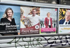 Quatre candidats sont en lice pour le second tour de l'élection complémentaire