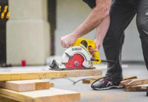 Les métiers du bâtiment regroupent un nombre important de professions différentes. DR