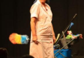 Claude Inga-Barbey sera à l'affiche  dans «Manuela»,  du 3 au 5 août.  LA COMPAGNIE SANS SCRUPULES