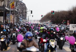 La parade à travers la ville et le canton est un moment fort de l'événement. DR