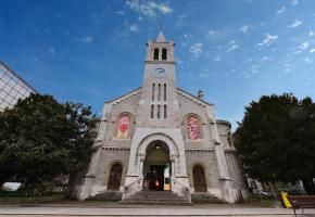 Le Temple des Pâquis abrite trois associations sociales dont deux sont laïques. PASCAL BITZ