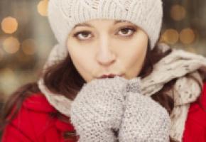 En hiver, nos défenses immunitaires s'affaiblissent. ISTOCK