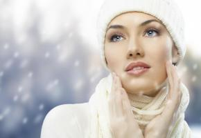 Préserver sa peau des agressions de l'hiver. ISTOCK/CHOREGRAPH