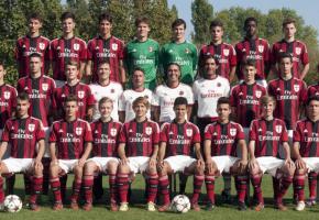 Les espoirs de l'AC Milan voudront s'illustrer lors de cette Geneva Cup prometteuse. DR