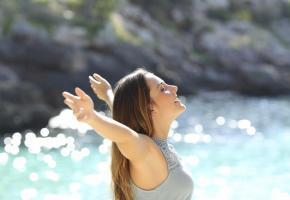 Respirez à pleins poumons! ISTOCK/ANTONIO GUILLEM