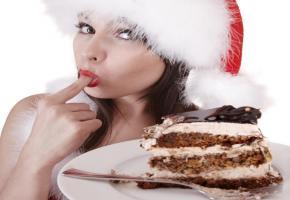 Les fêtes nous fournissent une bonne excuse pour manger plus riche.  ISTOCK/TARGOVCOM