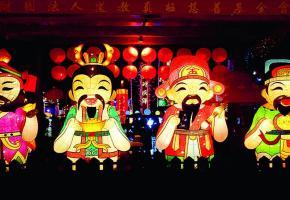 Plus de 90% des Taïwanais pratiquent la religion traditionnelle chinoise.
