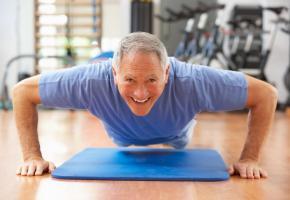 Garder souplesse et force, pour retarder les effets du vieillissement. ISTOCK/MONKEYBUSINESSIMAGES