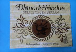 Avant les années 90, le Perlan, c'était le vin de l'apéro entre copains! Ci-contre, l'ancienne étiquette de ce chasselas genevois.  GETTY IMAGES/PHOTOS CONCEPTS/DR