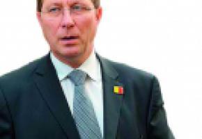 Mauro Poggia, conseiller d'Etat en charge de l'Emploi
