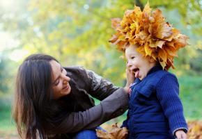 S'occuper à temps partiel  d'un enfant est économique pour les séjours linguistiques. DR