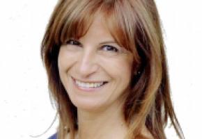Hélène Vibourel, chroniqueuse. DR