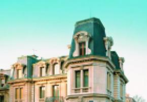 L'élégant hôtel particulier du XIXe siècle abrite de précieuses collections. FONDATION BAUR/MARIAN GéRARD
