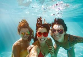 Respecter certaines précautions pour profiter des plaisirs aquatiques. DR