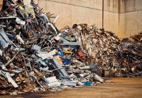 En Suisse, chaque habitant produit 700 kilos de déchets par année. DR
