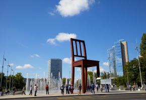 La place des Nations. Genevois et internationaux s'ignorent trop souvent. 123RF/VICTOR PELAEZ TORREZ