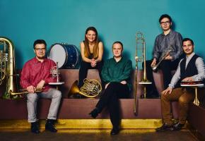Le Stockholm Chamber Brass se produira le samedi 13 octobre. DR