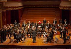 Le Brass Band Arquebuse Genève est constitué de 35 musiciens. DR