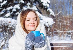 Traverser l'hiver sereinement grâce aux bienfaits des plantes. 123RF/NASTYA TEPIKINA