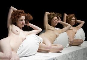 De l'histoire de la peinture aux récits de stripteaseuses... le nu dans tous ses états. DR