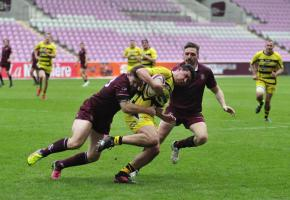 Le Servette Rugby Club de Genève a enchaîné cinq promotions successives. Stéphane Chollet