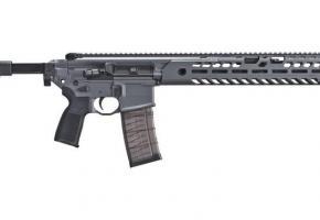 Le fusil d'assaut SIG MCX Virtus (calibre 5.56). DR