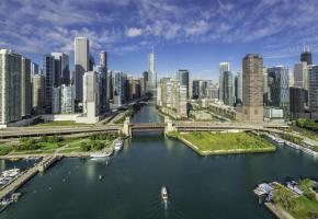 Un canton bétonné qui ressemblerait à Chicago… Inimaginable! (123RF/Marchello74)