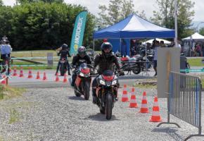 Le GE-TEST est un événement idéal pour ceux qui veulent changer de moto. DR
