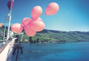 Un week-end enchanteur sur terre ou sur le lac Léman  à bord du «Savoie». DR