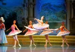 Un ballet majeur mêlant le bien et le mal. MIKHAIL LOGVINOV