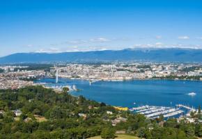 Genève, c'est une ville, et c'est un canton. Une ville, et 44 autres communes. Le Genevois est à la fois urbain et périurbain, parfois campagnard. 123RF/SAM74100