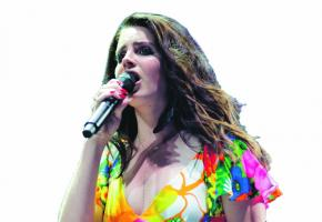 La superstar californienne Lana Del Rey est attendue le 24 juillet. DR