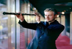 Le soliste Ivan Podyomov se produira  le dimanche 18 août lors du concert d'ouverture. DR