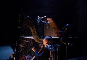 Le prodige acrobate Yoann Bourgeois se produira les samedi 7 et dimanche 8 septembre au Théâtre Forum Meyrin. GERALDINE ARESTEANU