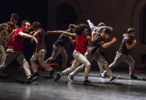 Le spectacle «Danser Casa» a été chorégraphié par Mourad Merzouki et Kader Attou. MICHEL CAVALCA
