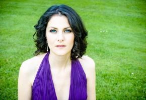 La soprano romande Laurence Guillod se produira le jeudi 3 octobre. DR