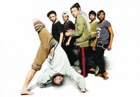 Huit jeunes artistes marocains ont été sélectionnés  pour participer  au spectacle. DR