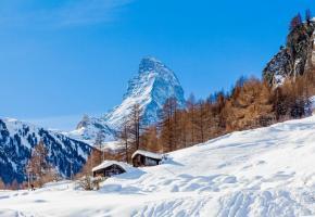 La Suisse, un pays magnifique, aux paysages incomparables, où il fait bon vivre. 123RF/EWASTUDIO