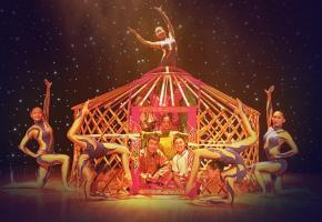 La composition de la troupe va des acrobates aux contorsionnistes, en passant par les clowns, les jongleurs et autres musiciens et chanteurs. DR