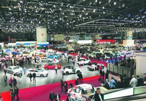 Le Salon de l'auto de Genève (GIMS) aura lieu cette année du 5 au 15 mars. PHOTOS DR