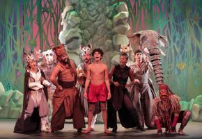 Le «Livre de la Jungle» revient sous la forme d'une comédie musicale. DR