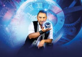 Depuis sa plus tendre enfance, Dani Lary rêvait de devenir magicien. DR