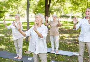 Les plus de 65 ans représentent 18% de la population suisse. 123RF/IAKOVENKO