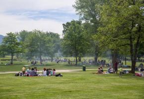 Etre libres à nouveau d'occuper l'espace public, sans aucune restriction. 123RF/FREDERIC CEREZ