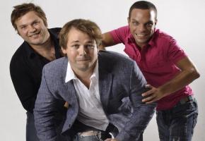 Le Marc Perrenoud Trio