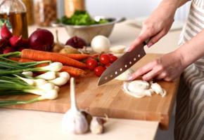 En 2019, 10,5% des denrées alimentaires consommées