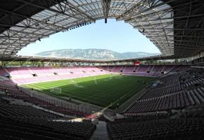 Le Stade de Genève avait accueilli des matchs lors de l'Euro en 2008. DR