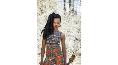 La chanteuse afrosoul biennoise Thaïs Diarra sera présente le vendredi 9 juillet à 19h30 sur la scène de La Plaine. DR