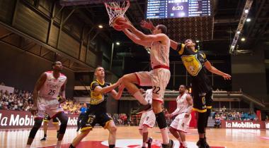 SWISS BASKETBALL/JONATHAN PICARD